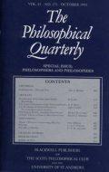 Philosophers and Philosophies
